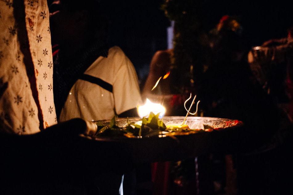 Batu Caves Bonfire Burning Candle Close-up Dark Devotees Fire Fire - Natural Phenomenon Flame Glowing Heat Heat - Temperature Hinduism Illuminated Light Lit Night No People Religion Religious  Selective Focus Thaipusam Thaipusam2016 The Photojournalist - 2016 EyeEm Awards