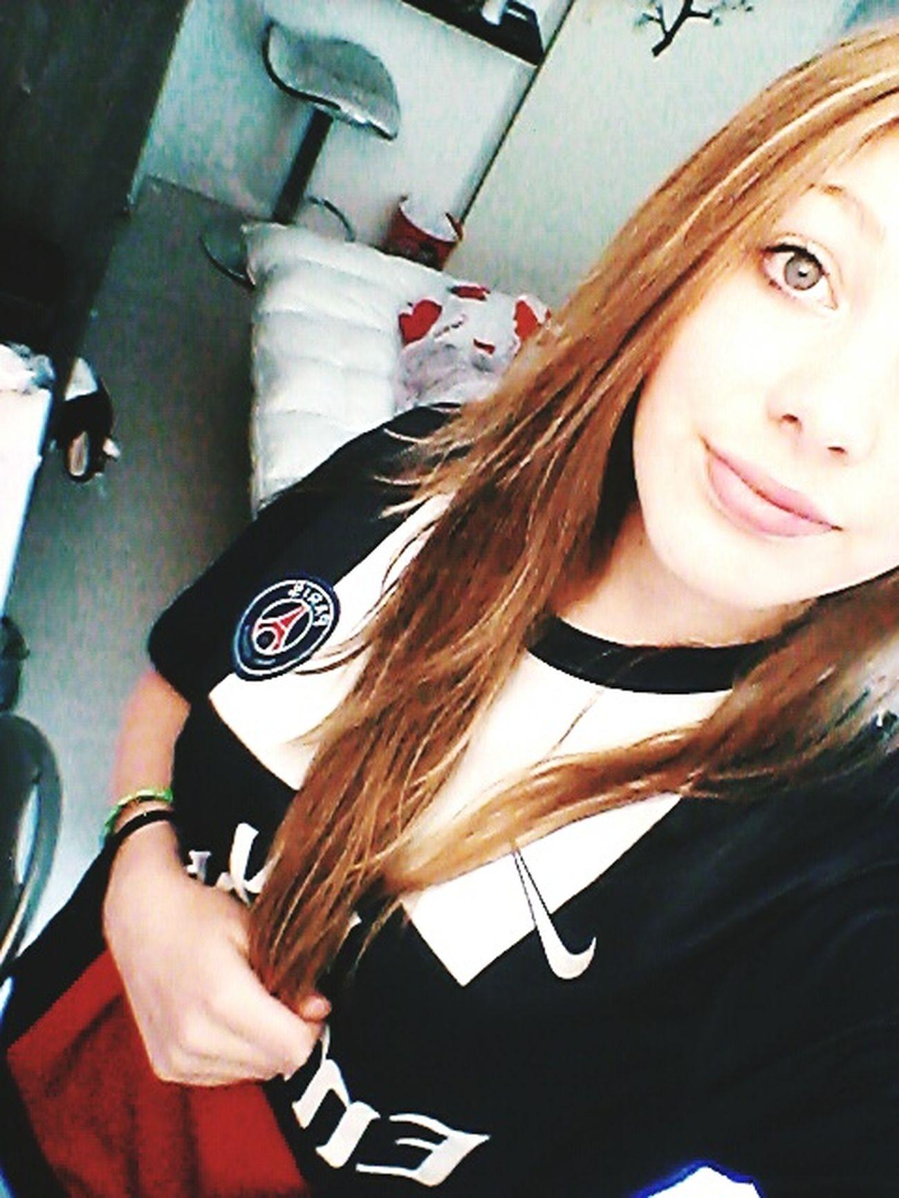 Paris Saint Germain Football Girl