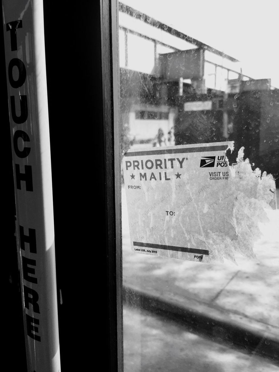 Priority Mail LizMarie New York Bus MTA Soulz~ The Best Of New York Touch Here  New York