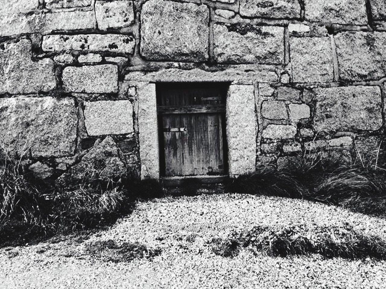 Mysterious Doorway Blackandwhite Photography EyeEm Best Shots Taken In Cornwall By The Sea EyeEm Best Shots - Black + White EyeEm Gallery Historical
