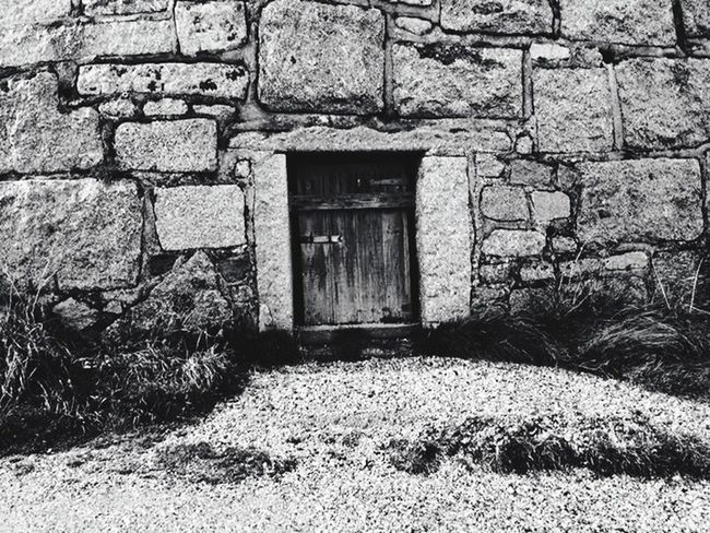 Mysterious Doorway Blackandwhite Photography EyeEm Best Shots Taken In Cornwall By The Sea EyeEm Best Shots - Black + White EyeEm Gallery Historical