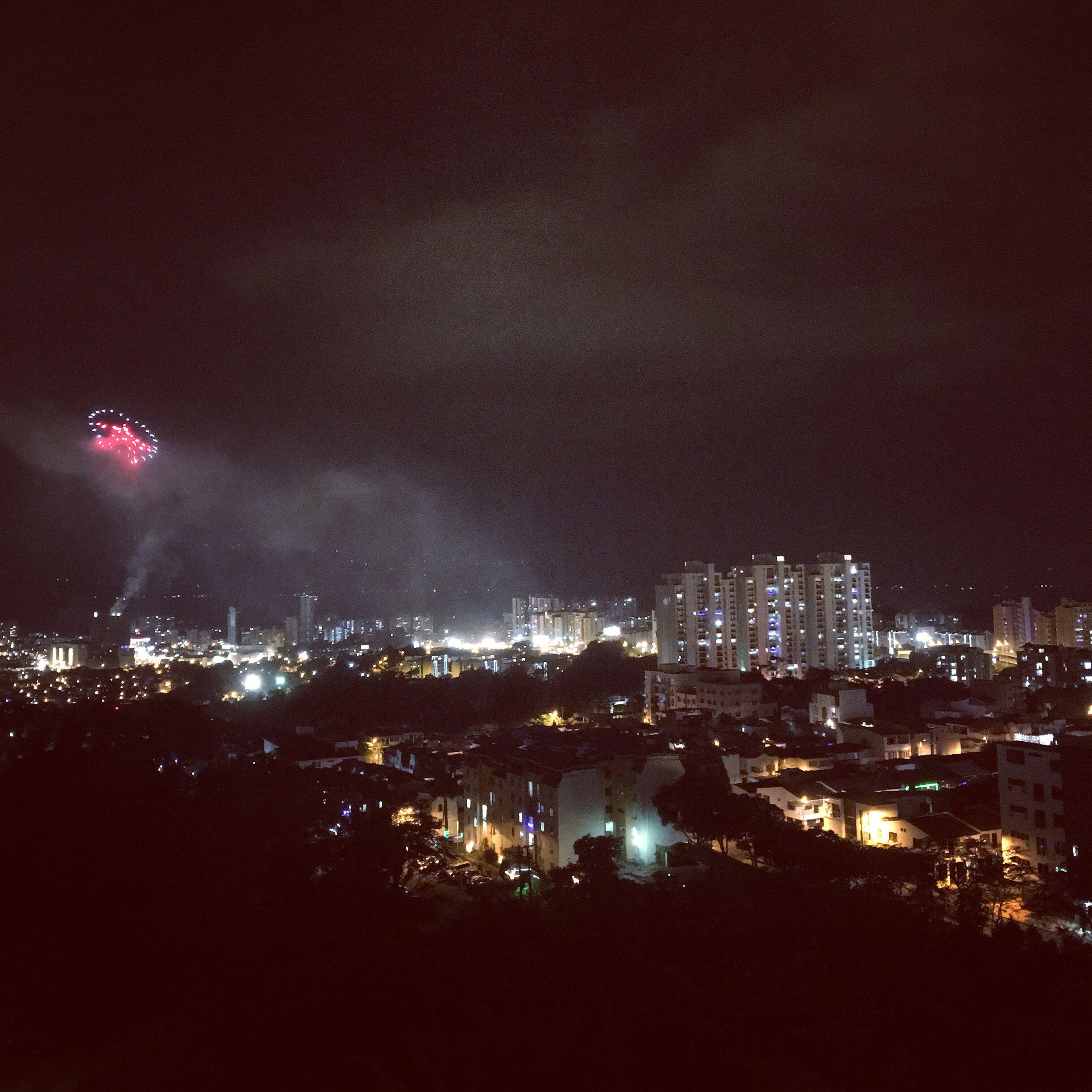 night, illuminated, city, sky, outdoors, architecture, cityscape, building exterior, urban skyline, skyscraper, no people, star - space