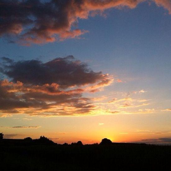 Tonight Is Lovely Sunset