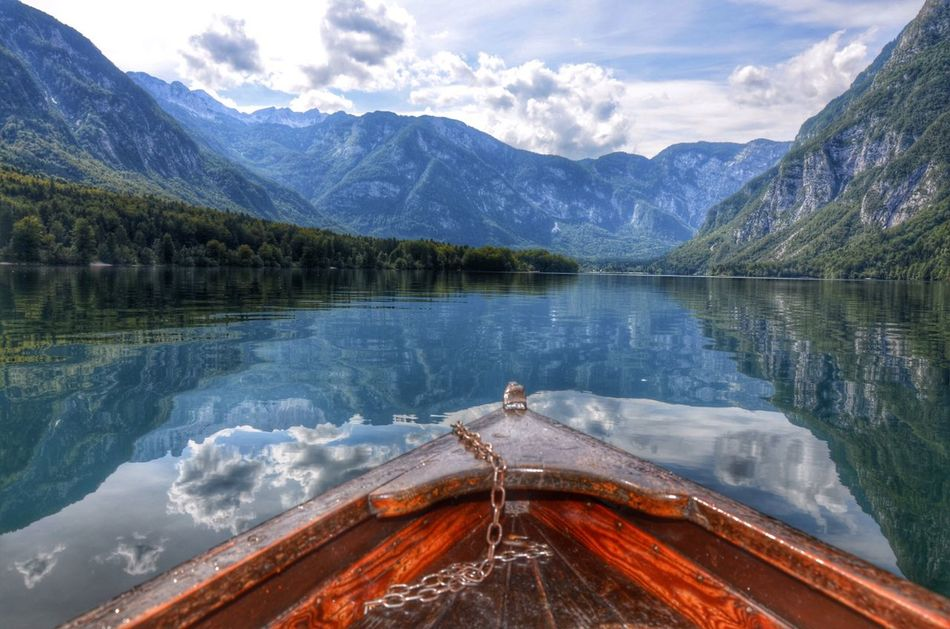 Bohinj Lake EyeEm Best Shots - Landscape Sky_collection EyeEm Nature Lover Nature_collection