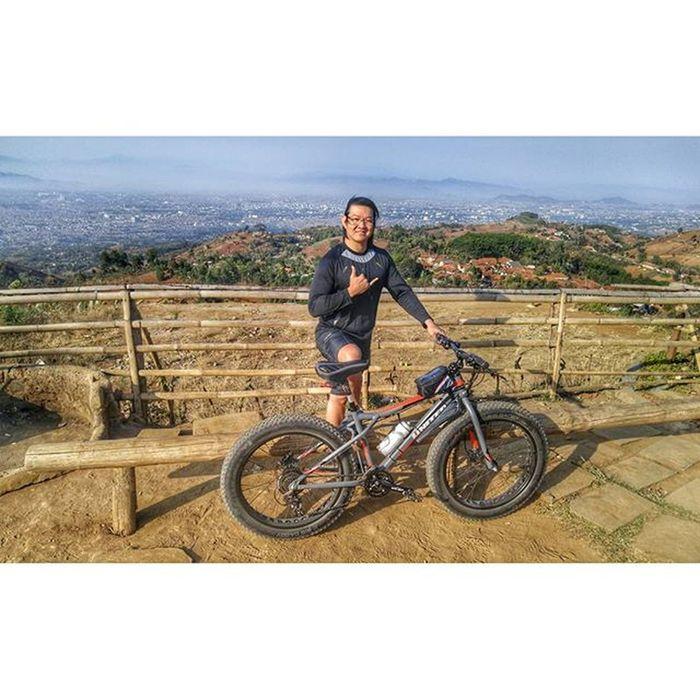 Bicycle Fatbikes Fatbike Polarbottle united grind folker val 2015 puncakbintang bukitmoko lg g4 lgg4 lg_g4 🚲