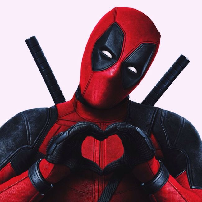 Love this movie😍 Deadpool Deadpoolmovie Love MOVIE Chimichanga! <3