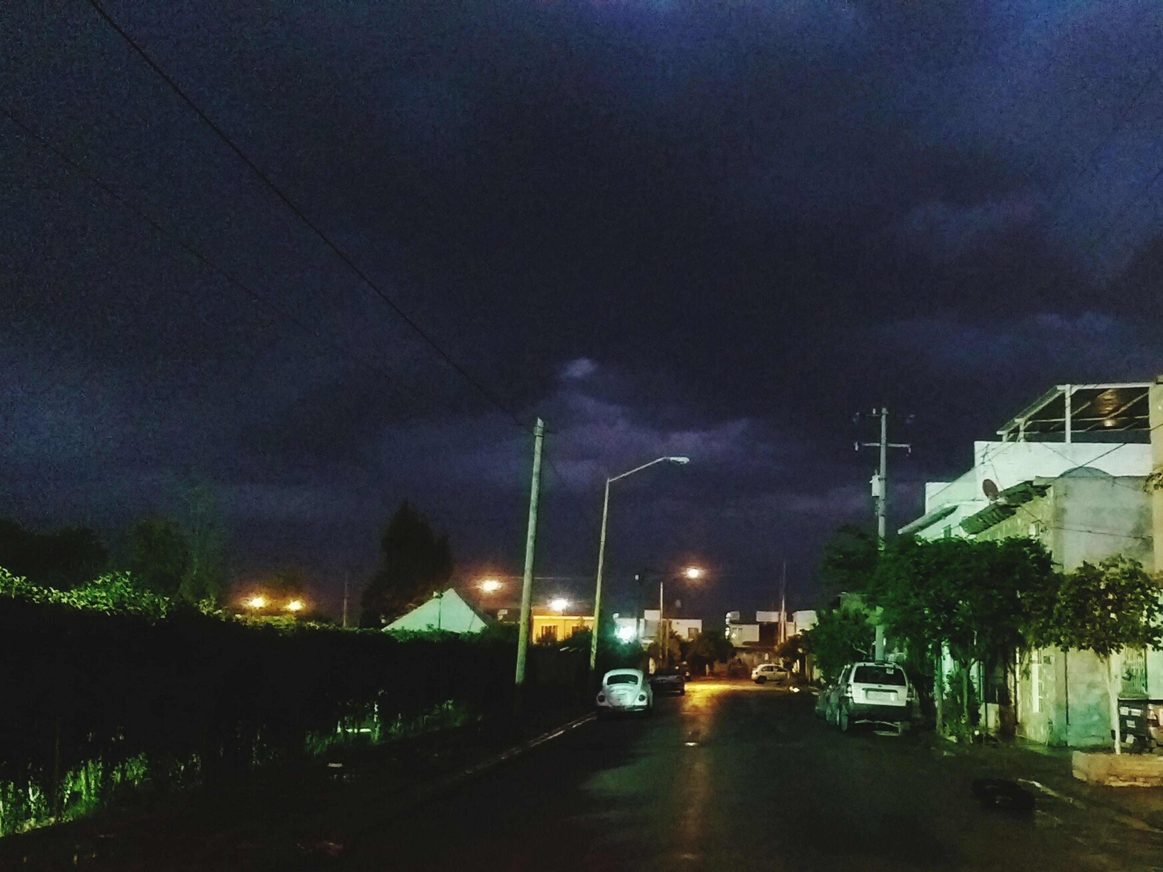 Magnifica noche!! Sky Rain Clouds Nightphotography