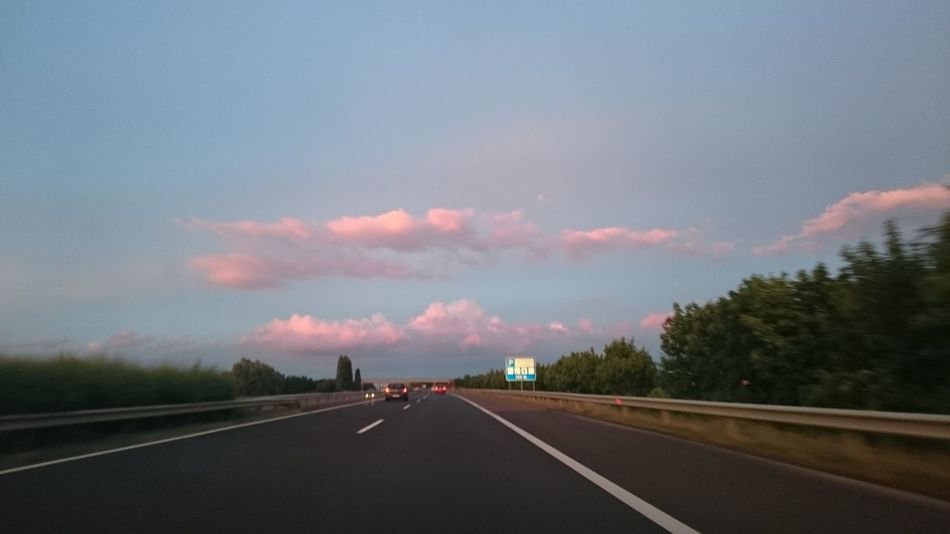 Beauty In Nature Cloud Cloud - Sky Cloudy Country Road Diminishing Perspective Empty Highway Landscape Nature No People On The Road On The Way Outdoors Overcast Road Road Marking Scenics Sky The Way Forward Tranquil Scene Tranquility Transportation Vanishing Point Weather