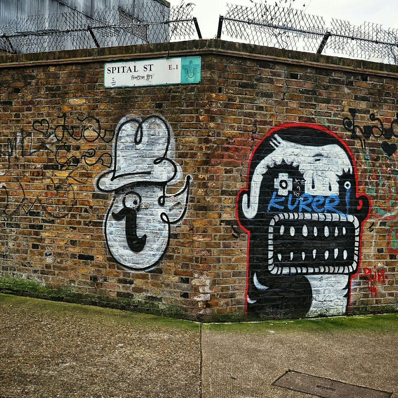 East End Graffiti Graffiti Art Graffiti LdnGraff London East London