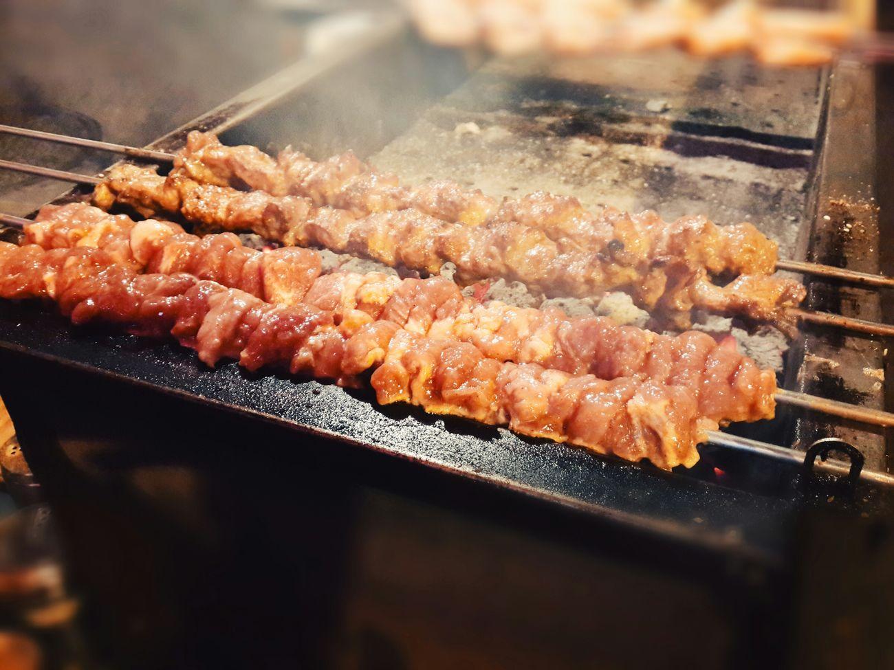 What's For Dinner? Satay Goat TasteOfPerfection
