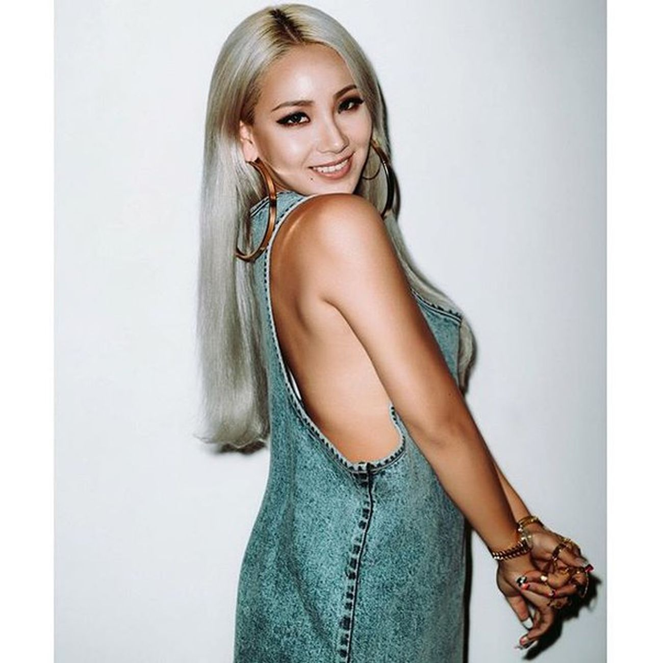2NE1 CL 2ne1 Cl Lee Chaerin GZB Cl_queen Butterfly YGEntertainment Ygfamily