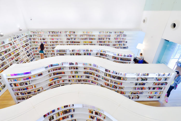 Singapore Orchard Library. Singapore Orchard Road Library Orchard Architecture White Curves