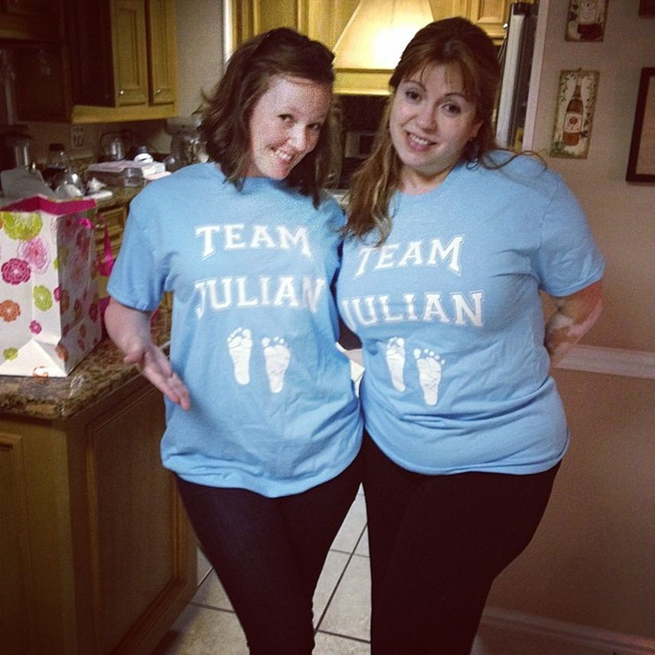 Sooooo baby can come out now ????Teamjulian Supersolis13 Spoiledbaby