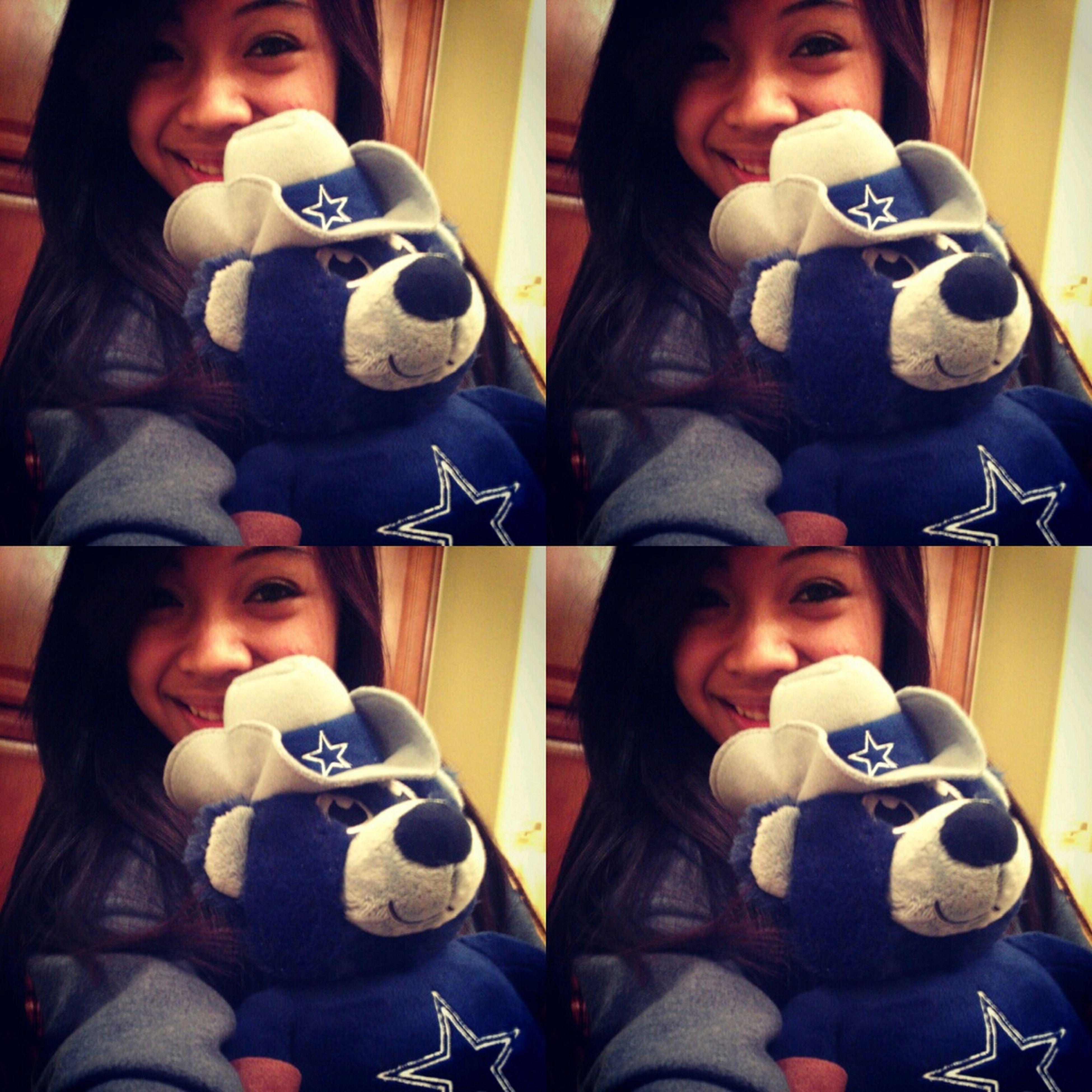 Cowboys Bear. :)