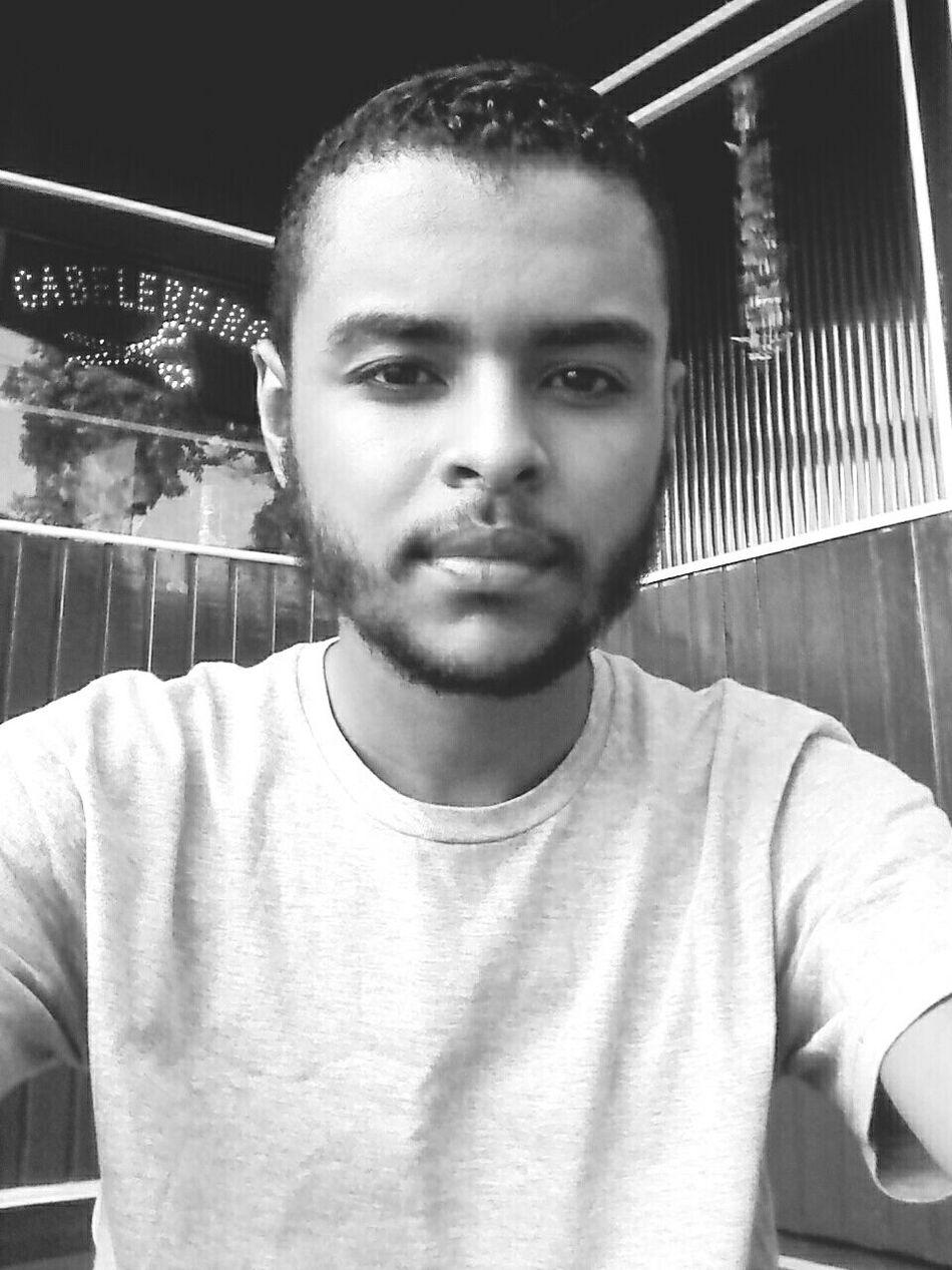 Selfportrait Blackandwhite Open Edit Monochrome Morning