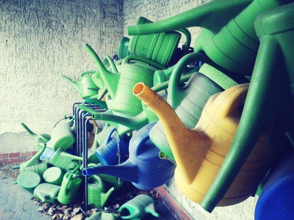Green Gießkannen Graveyard Beauty Wateringcan