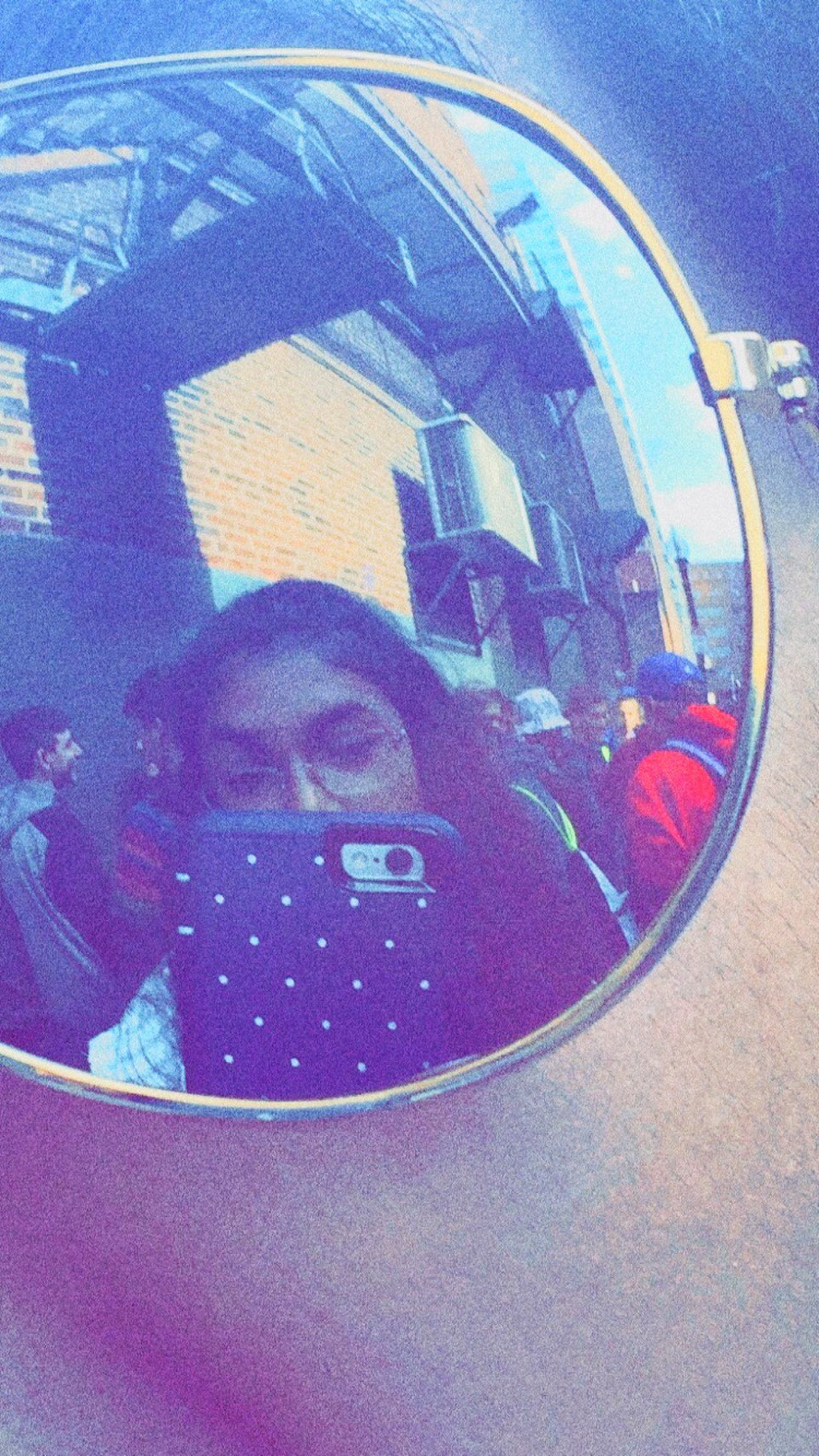 Idk this was taken in someone's sunglasses IDK Aesthetic Newtothis First Eyeem Photo