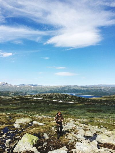 In Touch With Nature Norway Mountain Mountain View Beautiful Norwegian Nature Eye Em Nature Lover 🇳🇴