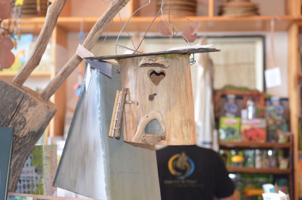 Bois Wood Art Cabanne Cute