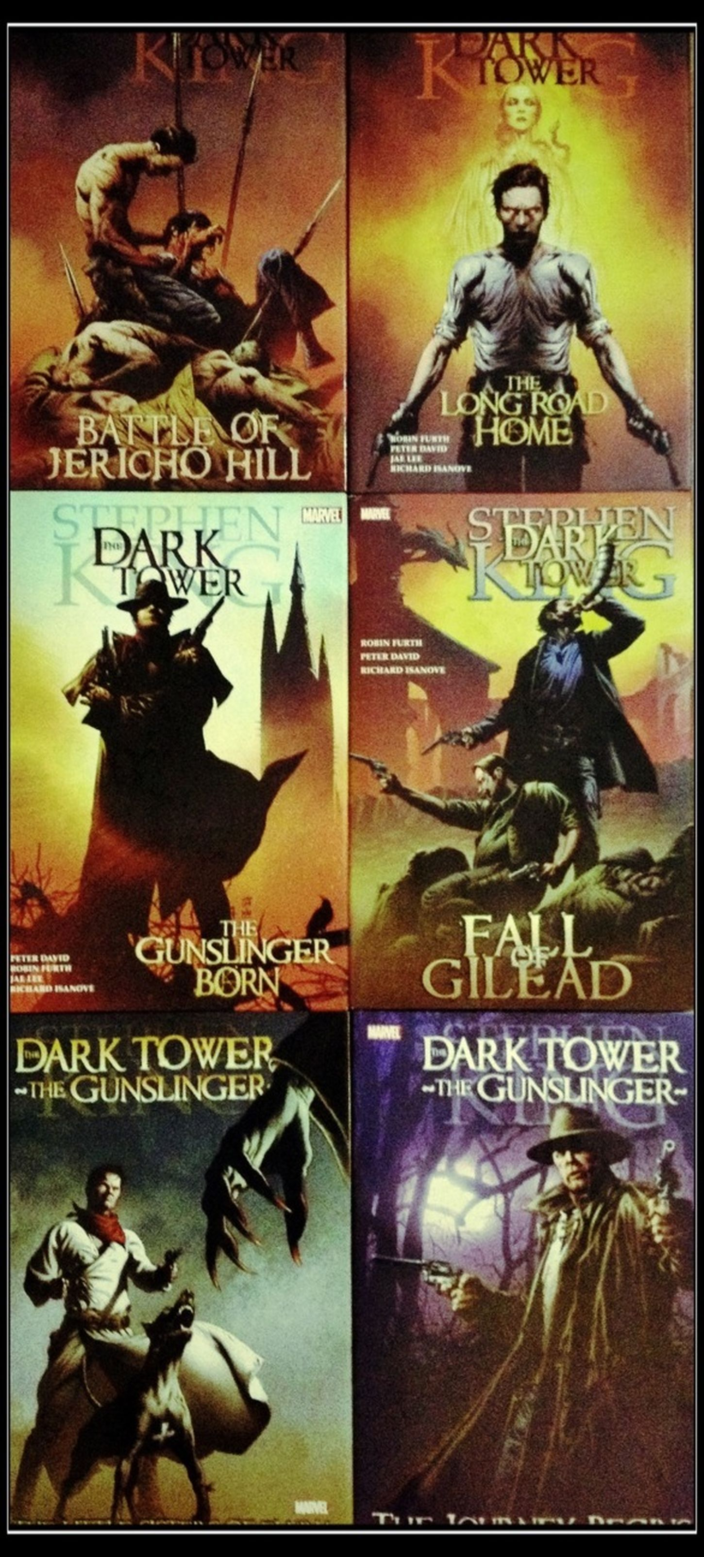 My Favorit Comic Character ... The Dark Tower