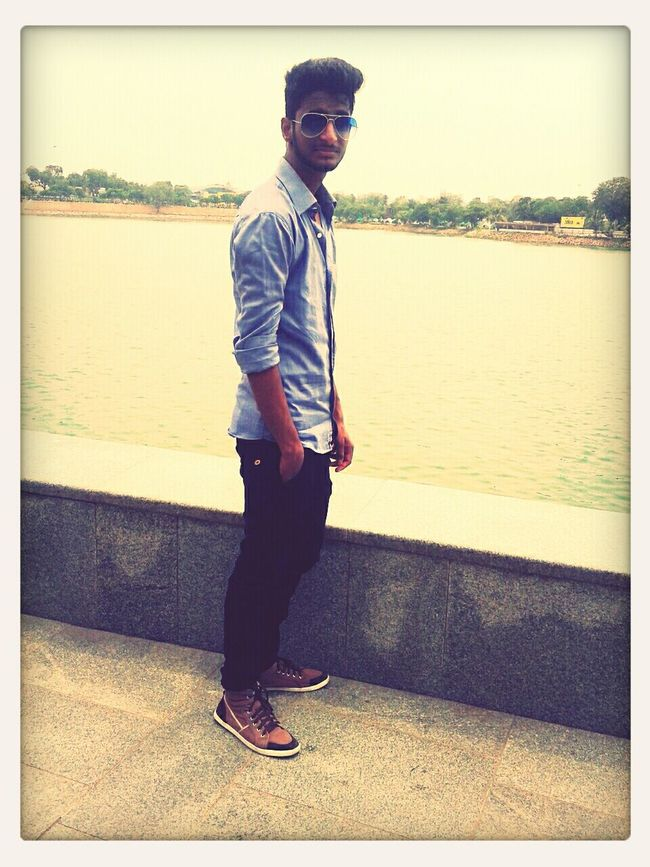 On Eid. Enjoyed Alot With Friends :-)