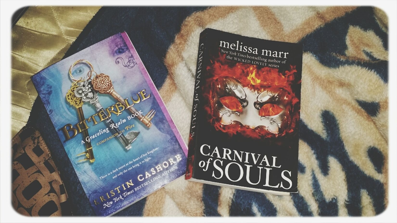 new books to read!!! from my two fave authors Kristin Cashore's Bitterblue and Melissa Marr's Carnival of souls. na miss ko baya ang hard copy!!!! Books CarnivalOfSouls Bitterblue