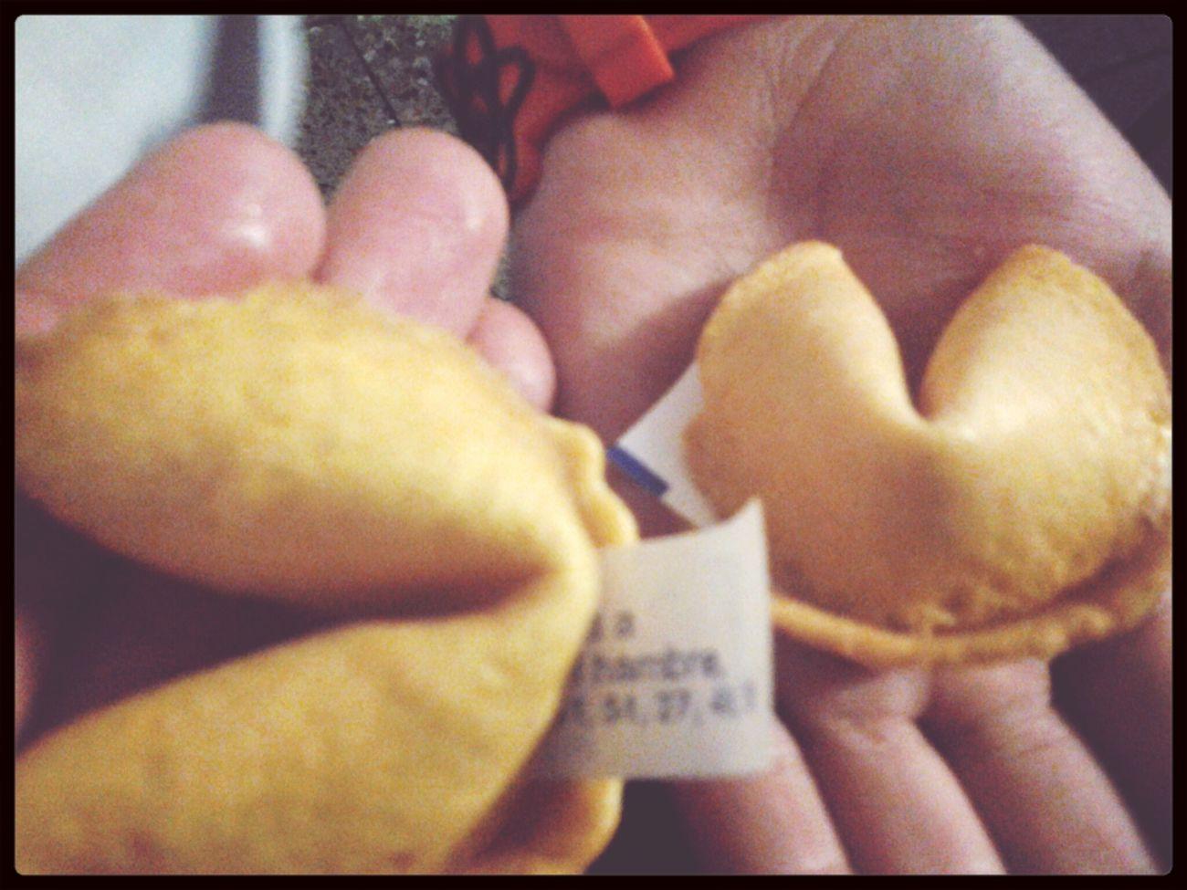 Galleta De La Suerte Funny Cookies Hanging Out Food Photography
