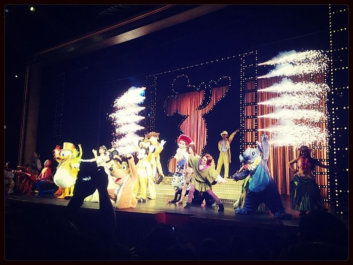 Golden Mickey!!! Disneyland Birthcation Hk