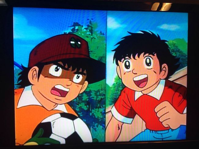 キャプテン翼 Soccer Anime