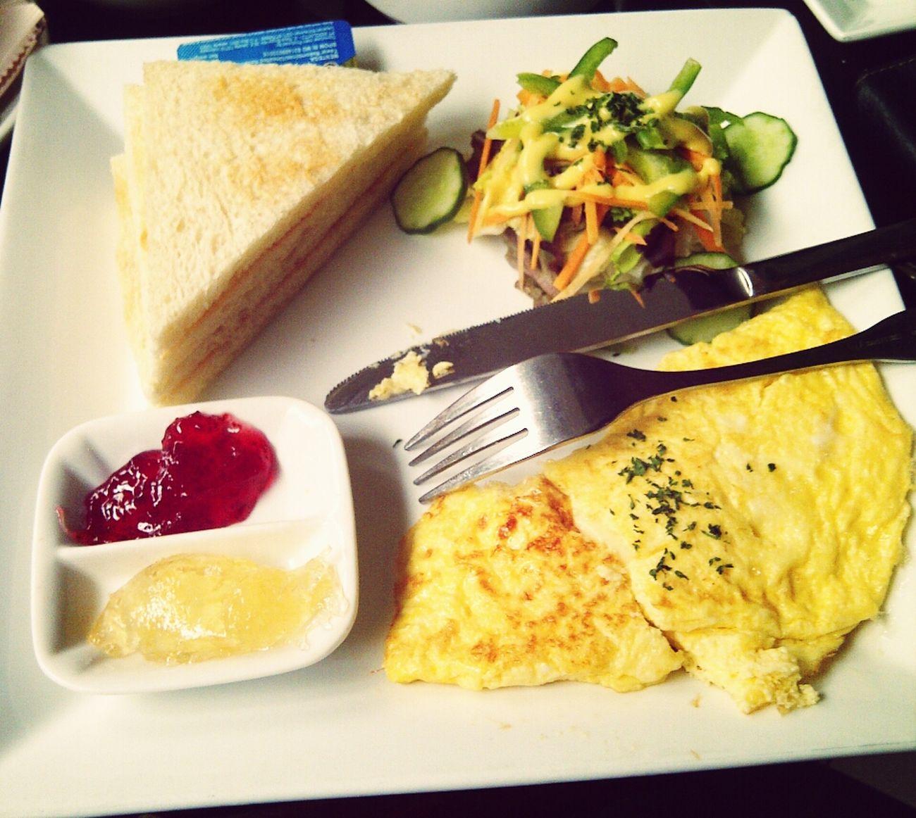 Eating Good Morning#breakfast