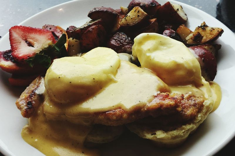 Breakfast Brunch Brunching Eggsbenny Toronto Stclairwest First Eyeem Photo