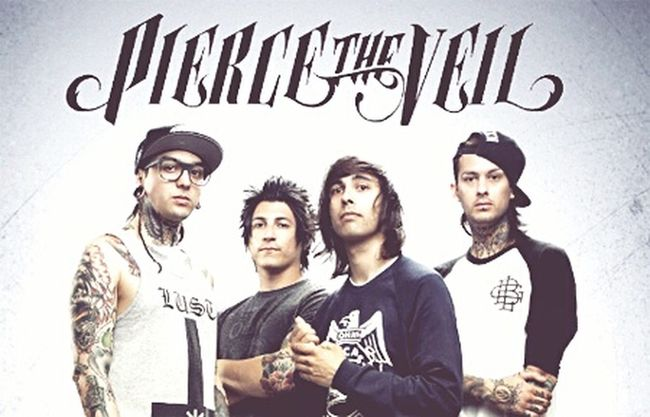 I love this band also <3 c: I Love This LovePierceTheVeil Can't Sleep Stay Strong Depression