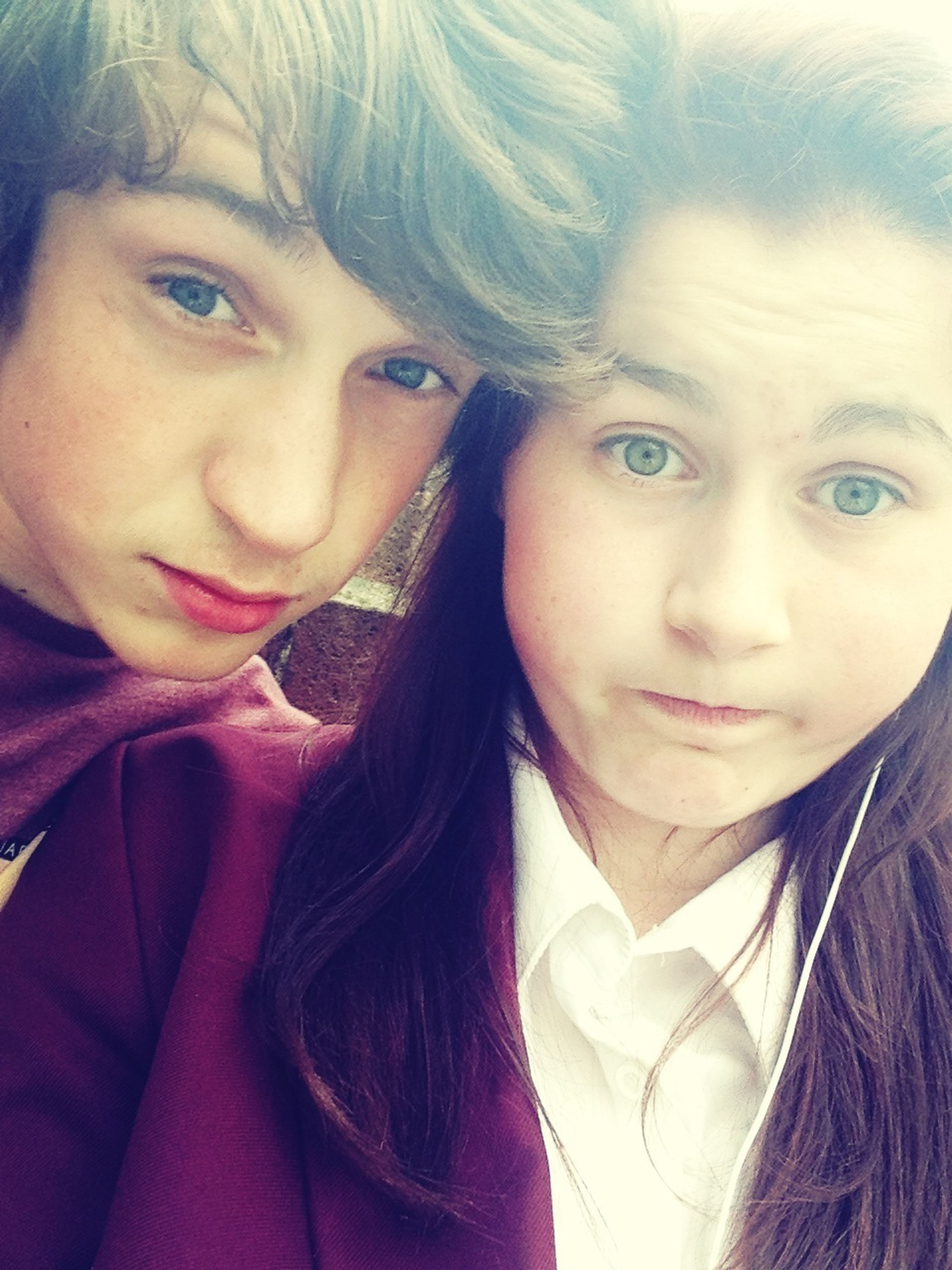 I absolutely love this photo. Don't mind my face but he is just gorgeous:o Him