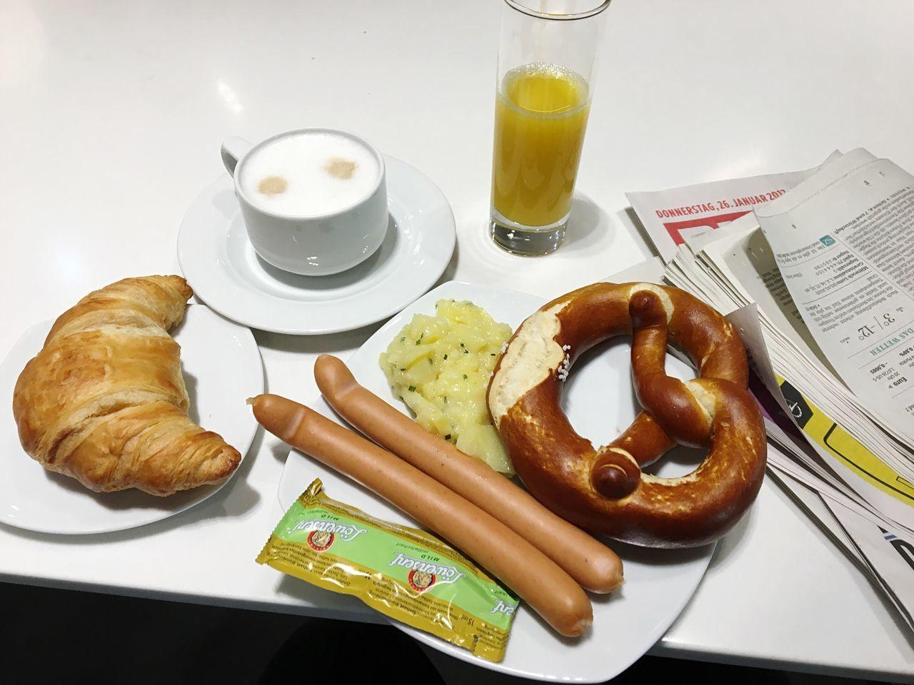 Being German Breakfast