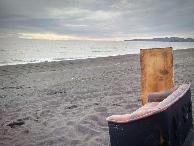 sofa playa Playa Sofa SOFA TIME Basura De La Playa