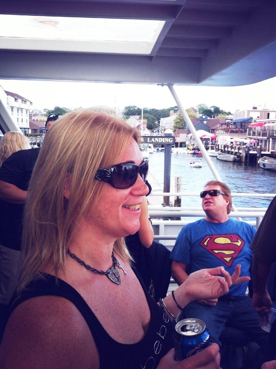 Booze Cruise!