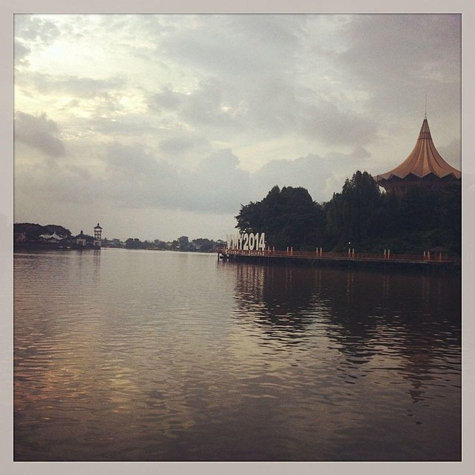 Waterfront.. Borneotrip