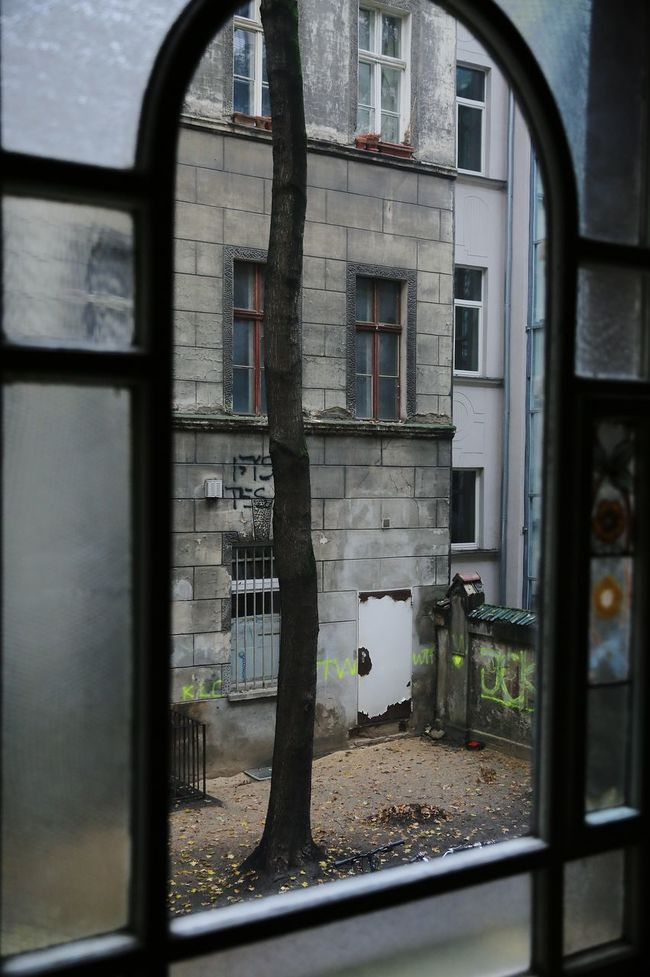 Architecture Berlin Building Day Glass - Material Hinterhof Hof No People Obsolete Old Old Buildings Outdoors Window