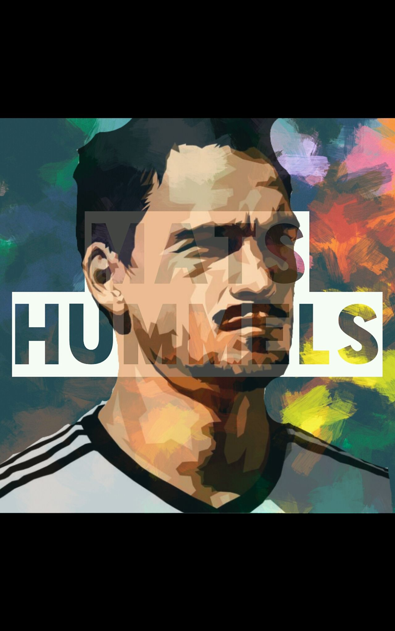 Showcase July Mats Hummels Diemannschaft Germany