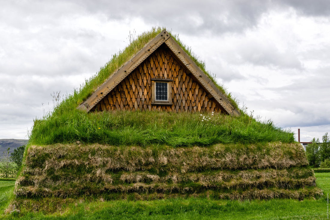 Þorláksbúð à Skálholt (Þorlák, saint patron de l'Islande, a été évêque de Skálholt de 1178 à 1193) Church Eglise Iceland Iceland_collection