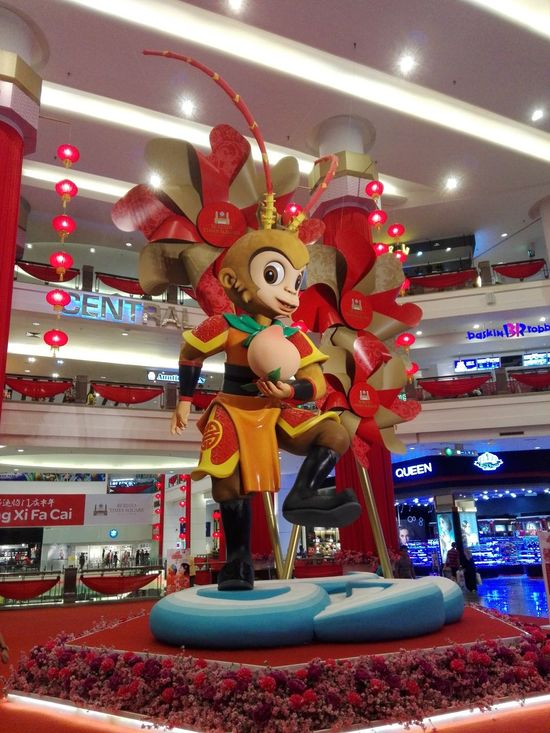 Chinese New Year is coming Hanging Out Taking Photos Check This Out Hello World Cheese! Relaxing Hi! Enjoying Life Malaysia Kualalumpur Berjaya Times Square Huawei Huaweip8 Lite Huaweiphotography