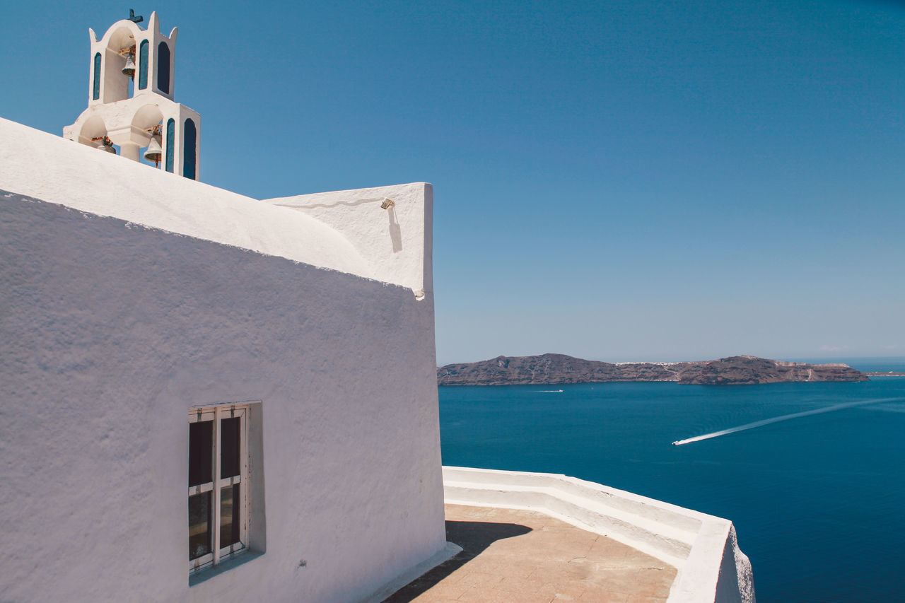 Beautiful stock photos of greece,  Architecture,  Beauty In Nature,  Bell,  Blue