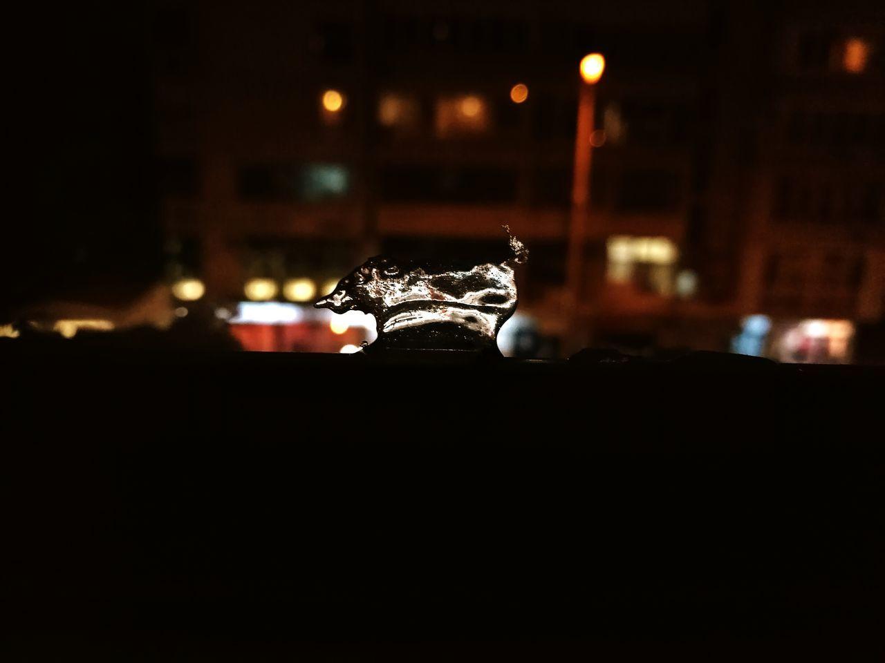 night, illuminated, no people, close-up, indoors