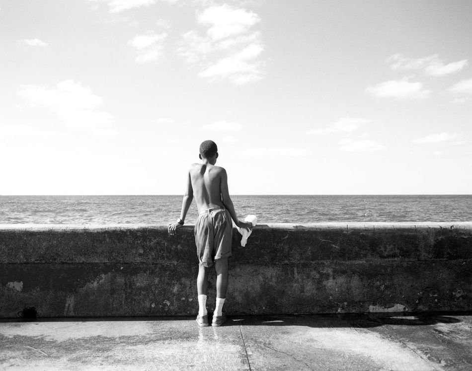 Beautiful stock photos of cuba, Day, Full Length, Horizon Over Water, In Front Of