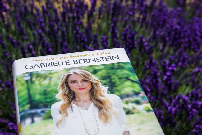 Book Casual Clothing Close-up Cute Day Flower Focus On Foreground Headshot Lavender Lavenderflower Leisure Activity Lifestyles Long Hair Nature Outdoors Pink Color Plant Portrait Smiling