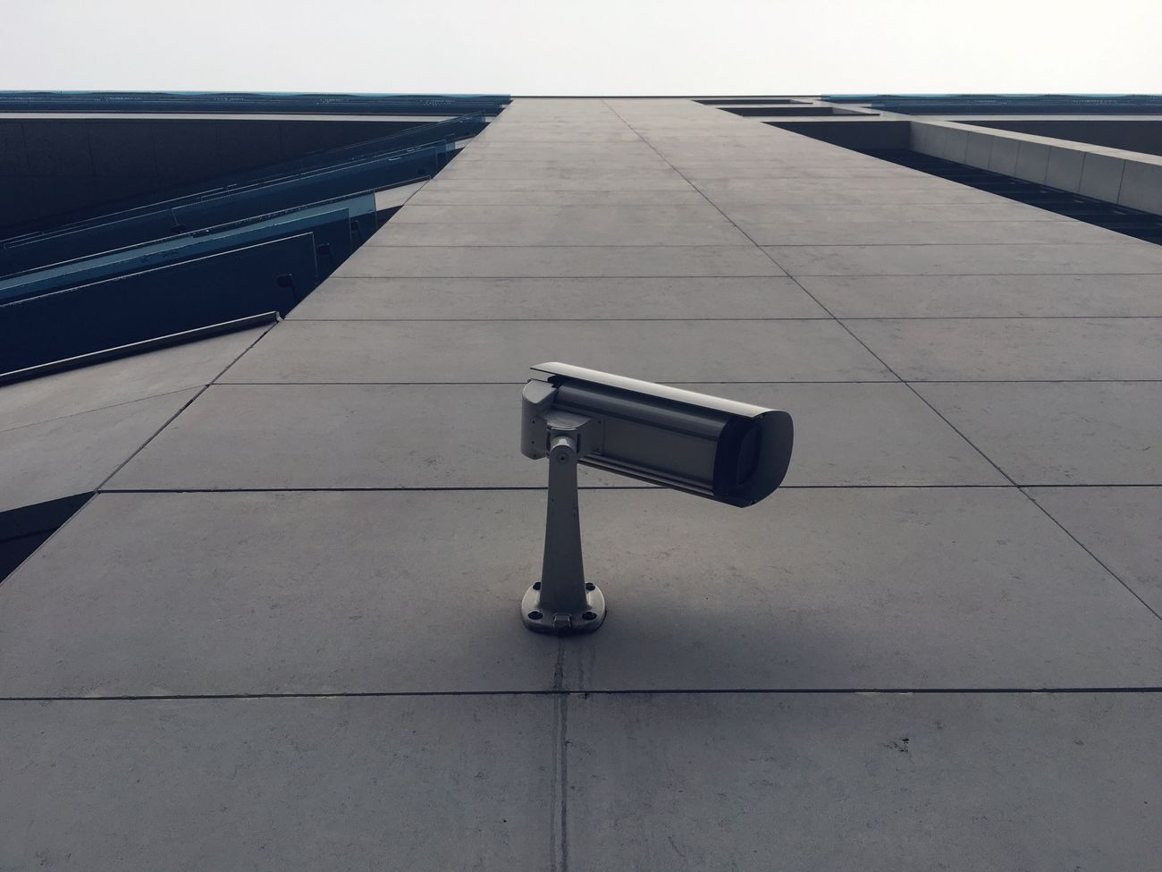"""""""Up here"""" Outdoors No People Building Exterior Day Architecture Sky Camera Germany Technology Big Brother überwachung Monitoring überwachungskamera Communication"""