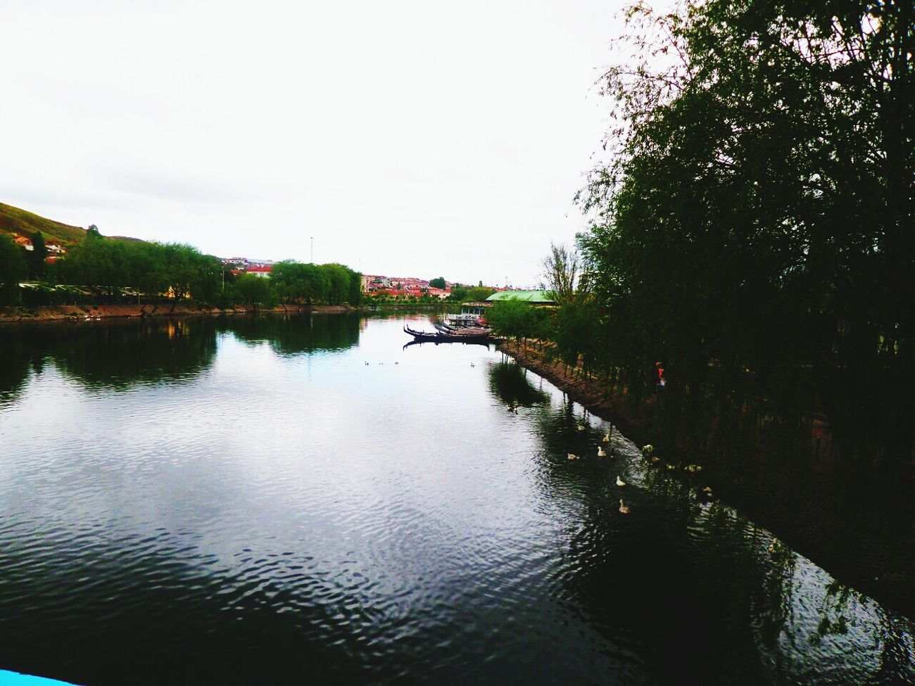 Kızılırmak Nehir River Nevsehir Doğa Nature