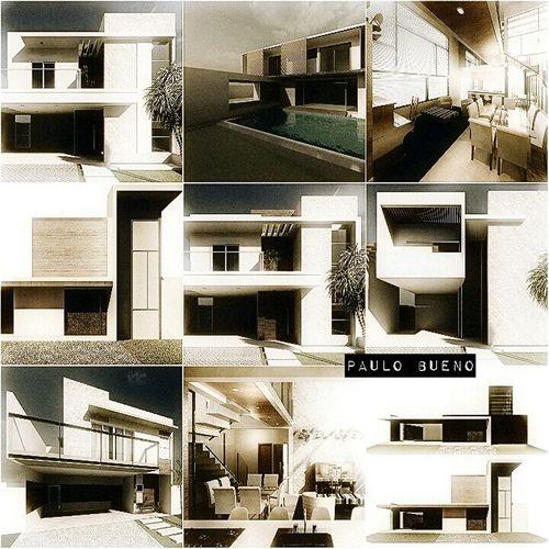 Revit  Working Project Architecture Homeoffice PROJETO Job