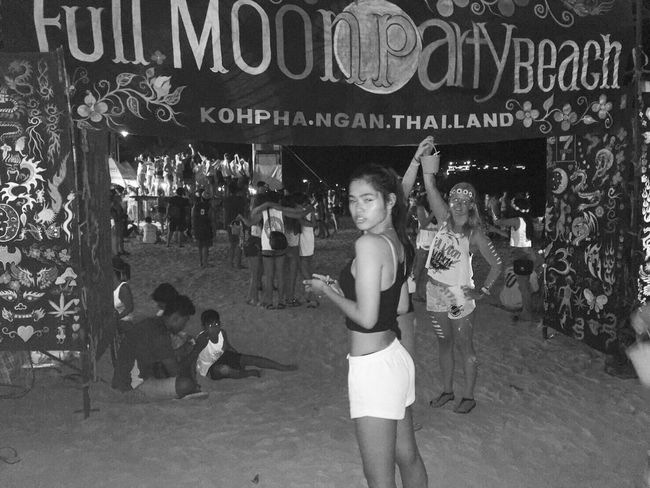 🌕🌕🌕 Fullmoonparty Fullmoon Samui_thailand Beach Party Tonight Dance Mlife Photography Relaxing