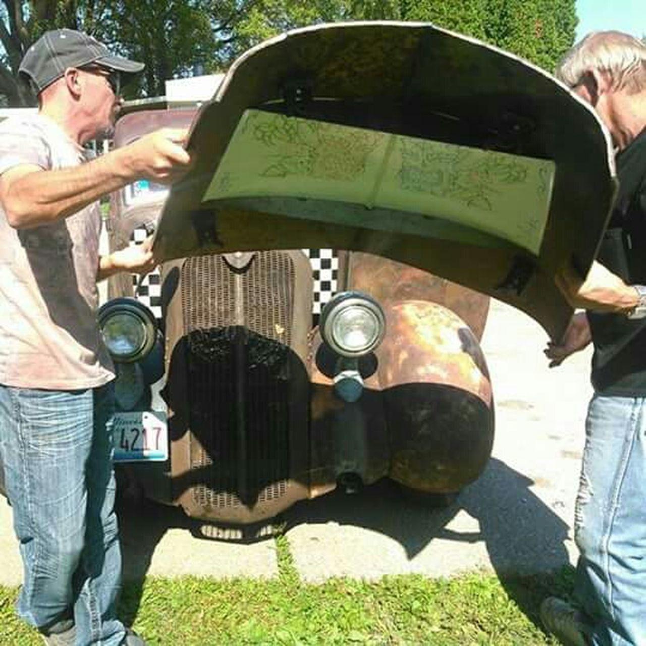 Dads Car Hot Rods Dadslife